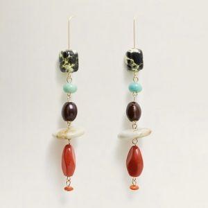 🆕 Zara long colorful earring